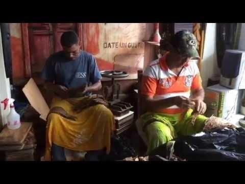 Fabrication artisanale de cigares - IMG 0488